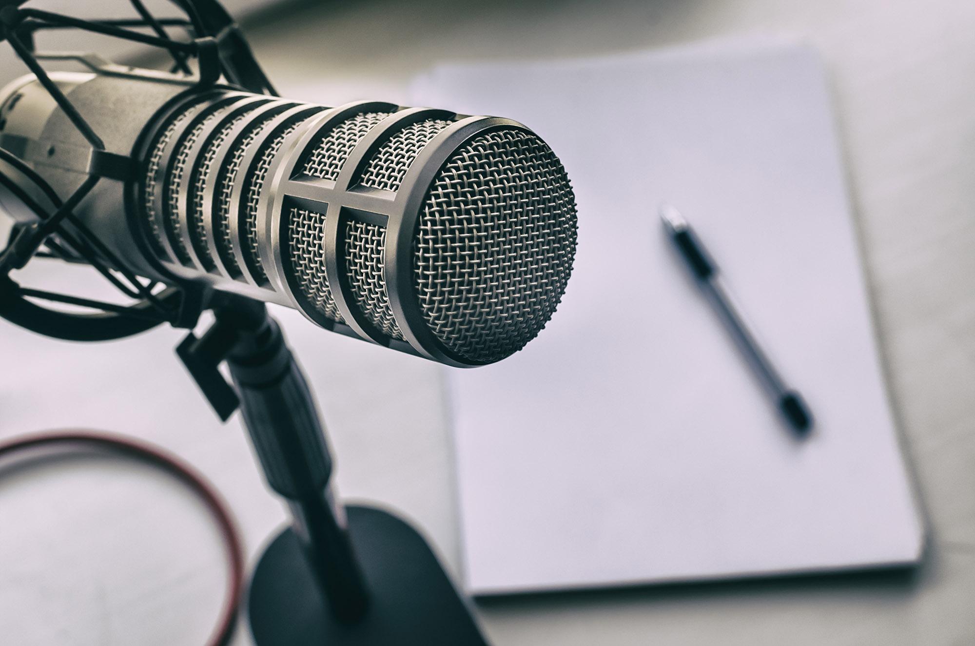 5 tips för att komma igång med din egen podcast